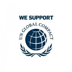 Seit 2021 engagiert sich Textilservice Jöckel für die Corporate-Responsibility-Initiative des UN Global Compact und deren Prinzipien in den Bereichen Menschenrechte, Arbeit, Umwelt und Korruptionsbekämpfung.